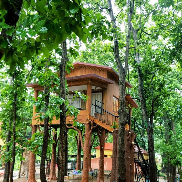 Jhilimili tree house