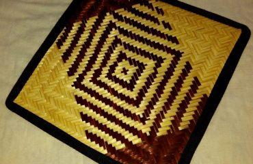 Bamboo Work of mat