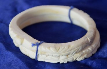 Conch Shell of wearing Bangles