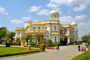 Balaram Resort building