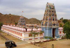 kamakshi temple front view