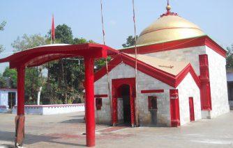 Sri Ugratara Temple, Mahishi