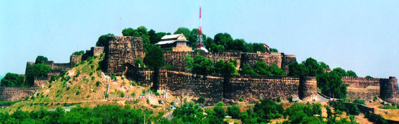Fort of Jhansi