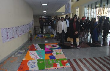 National voters day display