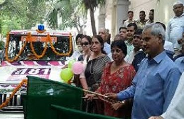 Inauguration of 181 Service Saharanpur