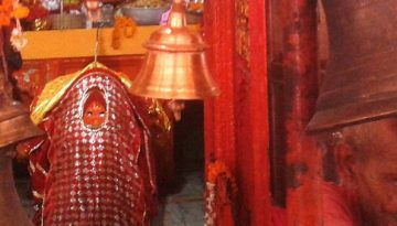 Bijithua Mahaviran is a famous temple of Hanuman ji located in Kadipur. The image is displayed in the picture.