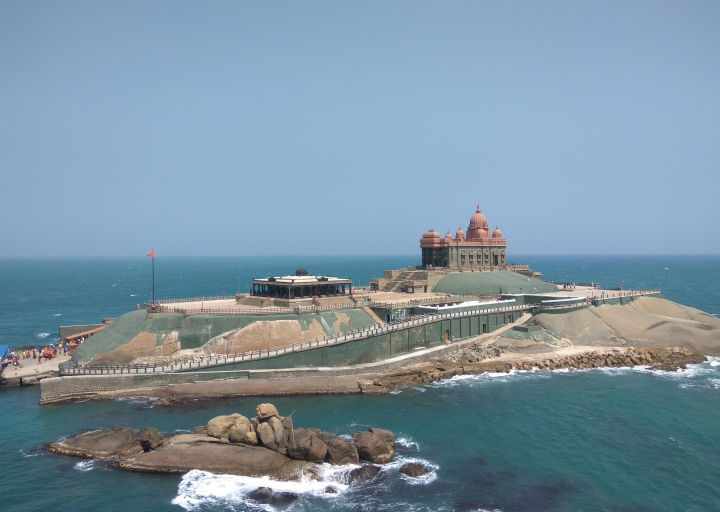 Full View of Vivekananda