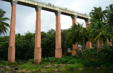 Mathur Hanging Bridge