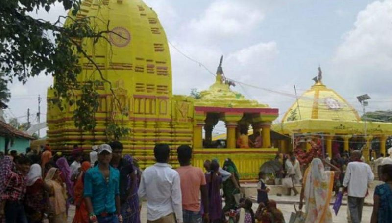 Shiv Temple in Malmaas_Festival