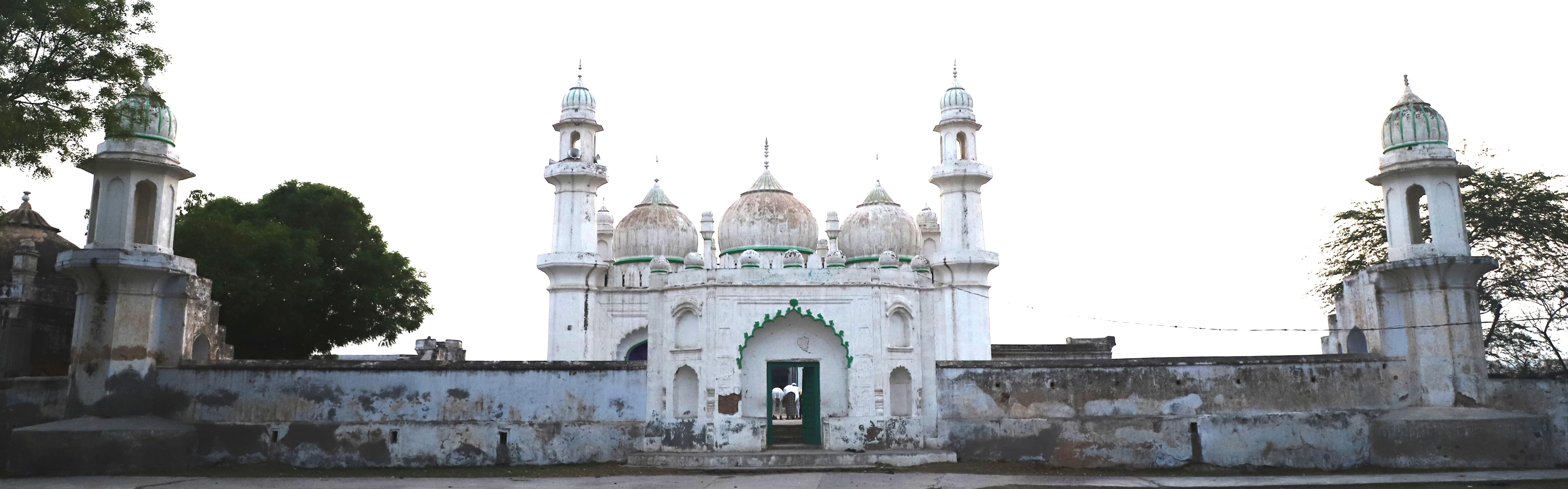 Shahi Masjid, Malab.