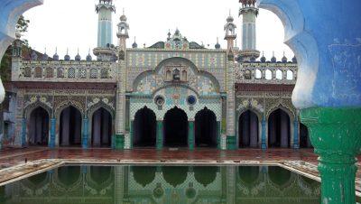 जामा मस्जिद फिरोजपुर झिरका
