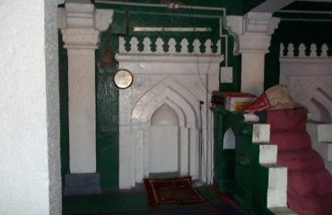 Central Place in the Mosque, Kotila .