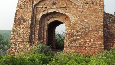 Main Gate of Kotila Fort