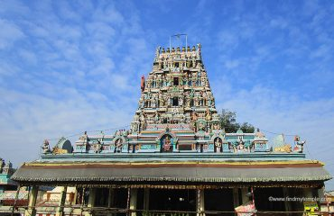 Temple Entrance Gopuram