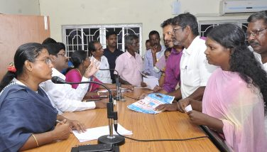 Grievance Day conducted - 29.07.2019