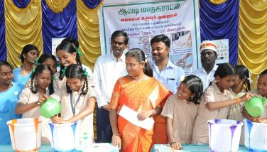 Awareness Programme on Prevention of Communicable Diseases on 07.02.2020