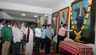 Dr B,R. Ambedkar's 64th Year MemoryDay