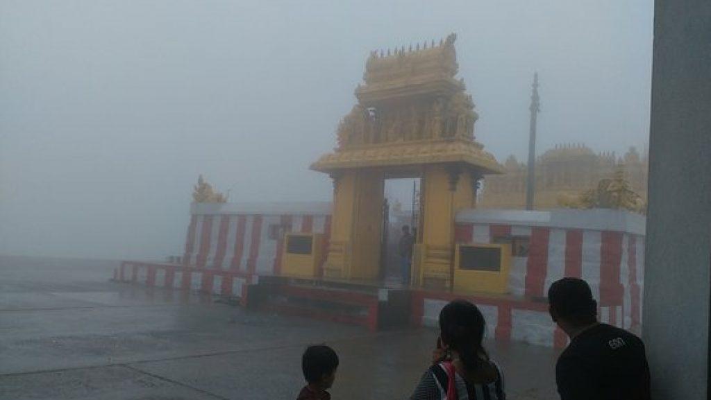 Gopalaswamy Temple View