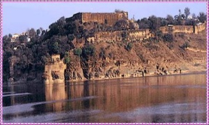 Chunar Fort. Outer Look