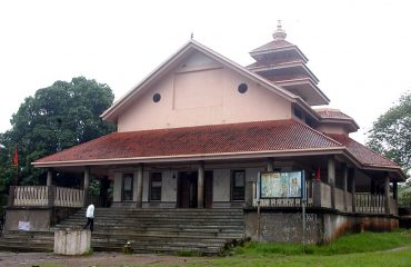 REAR PART OF TEMPLE DEVMOGRA