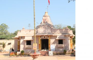 HARSIDDHITEMPLE