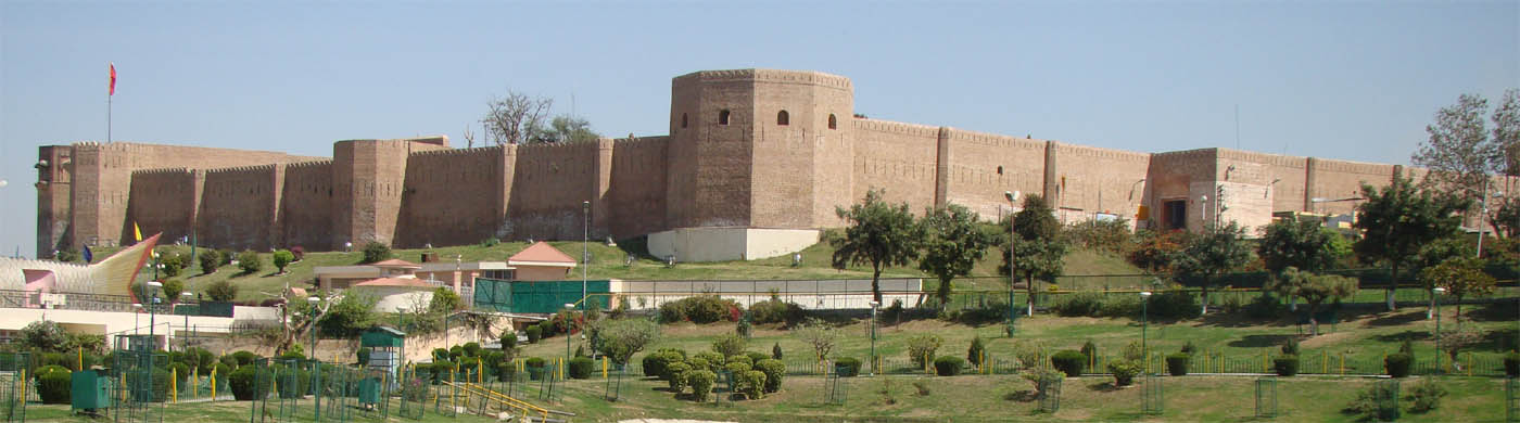 [A View of Bahu Fort]