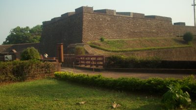 Akhnoor Fort Jammu Inside View