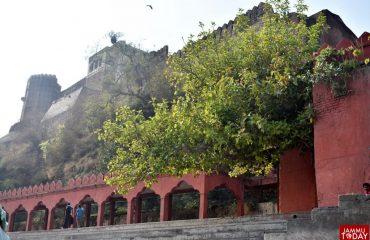 Akhnoor Fort Jammu View from Jio Pota Ghat