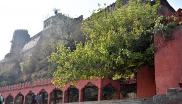 Akhnoor Fort Jammu View from Jio Pota Ghat