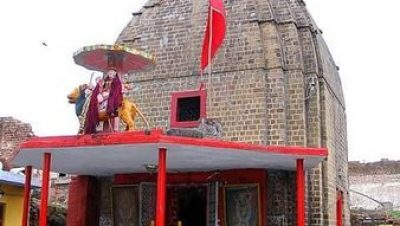 Bawe Wali Mata Temple Outer View