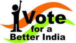 voters day logo