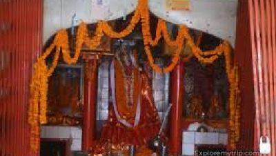 हनुमान मंदिर मूर्ति