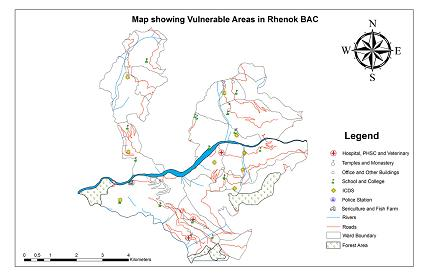 VULNERABLE AREA UNDER RHENOCK BAC