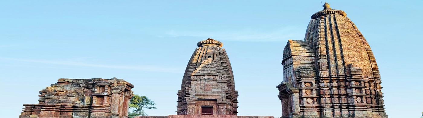 Kalchuri temples