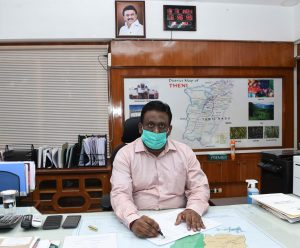 Collector Theni