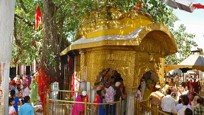Temple Chintpurni