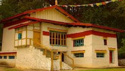 urgelling gompa the birth place of 6th dalai lama