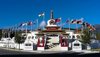 War Memorial Tawang