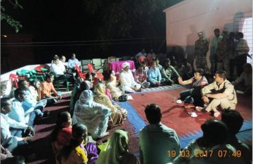 GaribKalyanMela Night Stay