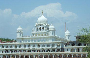 Gurudwara Nada Sahib Day view