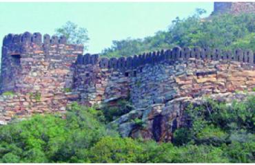Udayagiri Forts