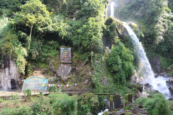 Seven Sisters Waterfalls, North Sikkim
