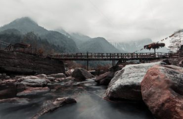 Lachung River