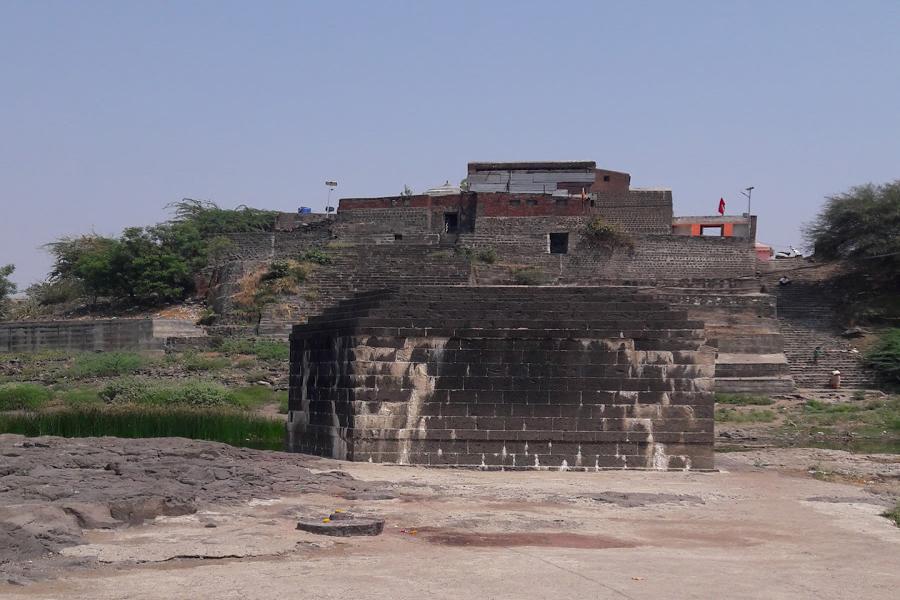 Mudgal River Temple
