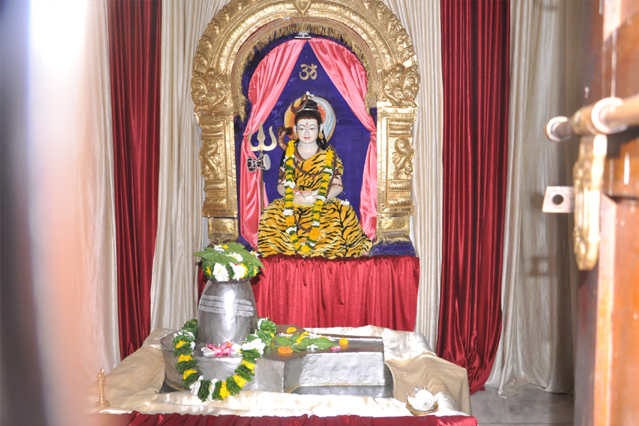 Gaabhara at Shri Pardeshwar Temple