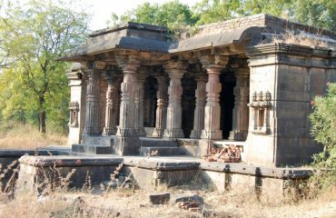 Temple at Chaarthana