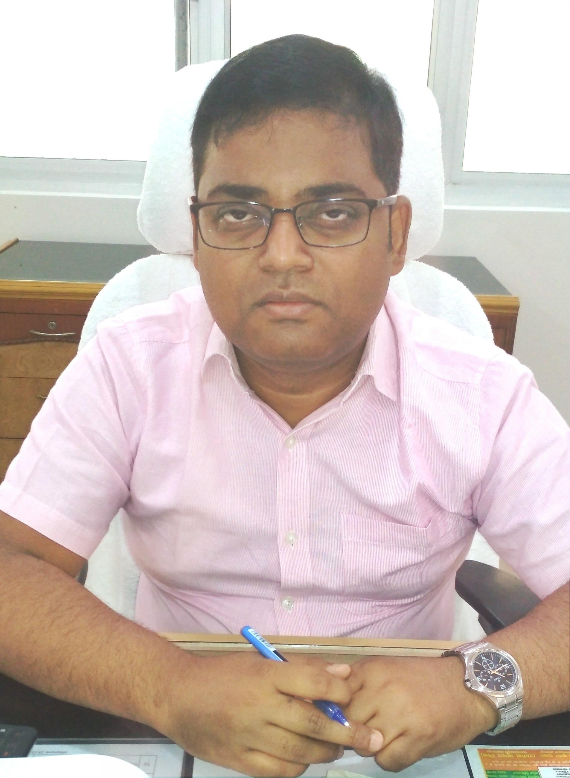 DM Balrampur