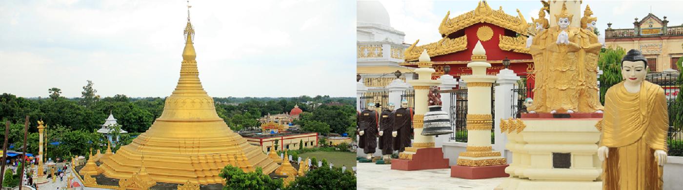 Burmese Temple do