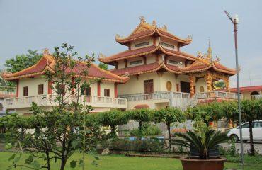 Lin Son Vietnam Chinese Temp
