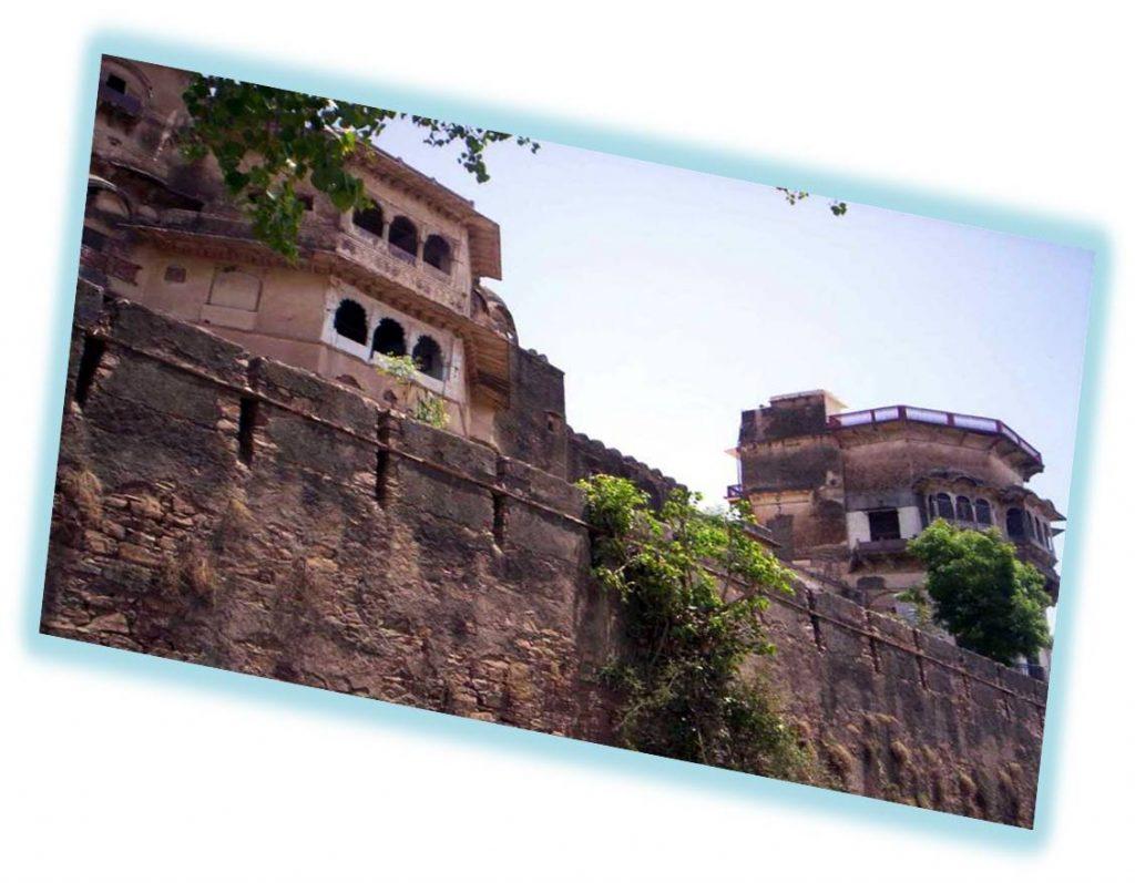 बड़ोदा किला